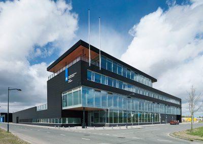 Koninklijke Marechaussee, Rotterdam