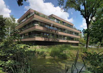 Landgoed nieuw Cruysbergen, woningen+appartementen, Bussum