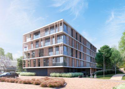 Finest of Ockenburg, 78 appartementen, Den Haag