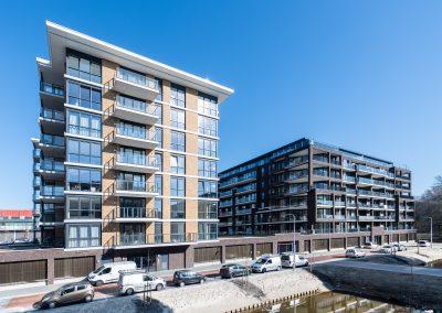 De Terrassen, 134 appartementen, Amstelveen