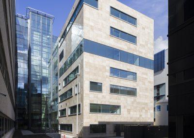 Antoni van Leeuwenhoek, uitbreiding ziekenhuis, Amsterdam