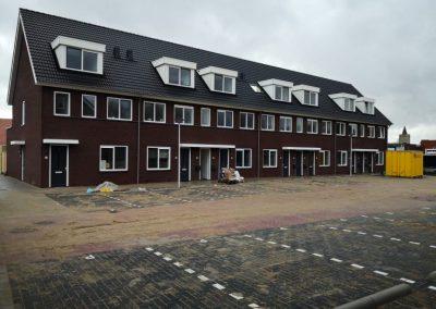 Arent van Lierstraat, 31 woningen, Puttershoek