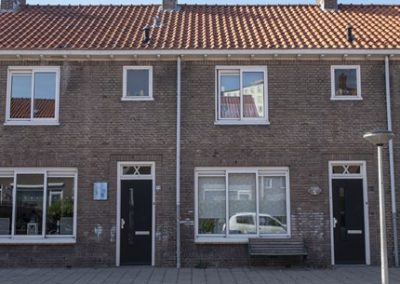 Prinsessenbuurt, Verduurzaming 248 woningen, Leiden