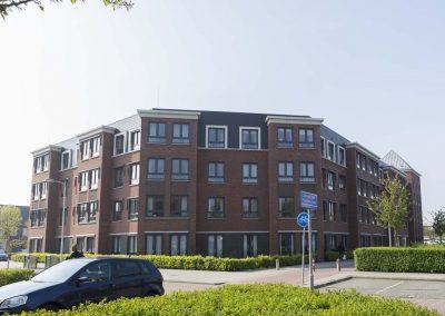 Emmastaete, woonzorgcomplex, Hendrik Ido Ambacht